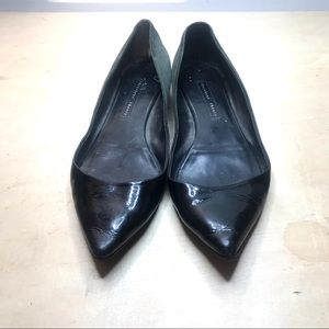 theyskens theory flats size 40
